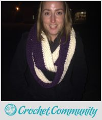 Twisted infinity scarf