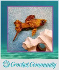 Crochet Swordfish