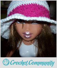 Chameleon Hat for Toddlers