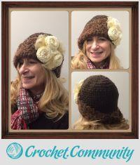 Mom's Victorian Hat