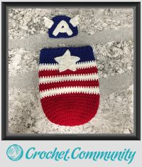 Captain America Baby