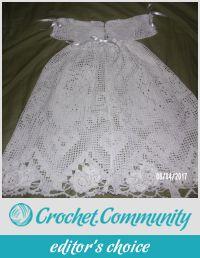 Amelia's Christening Dress