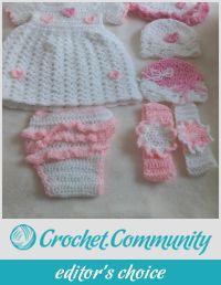 Baby girl set #3