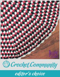 Granny Stripe Tree Skirt