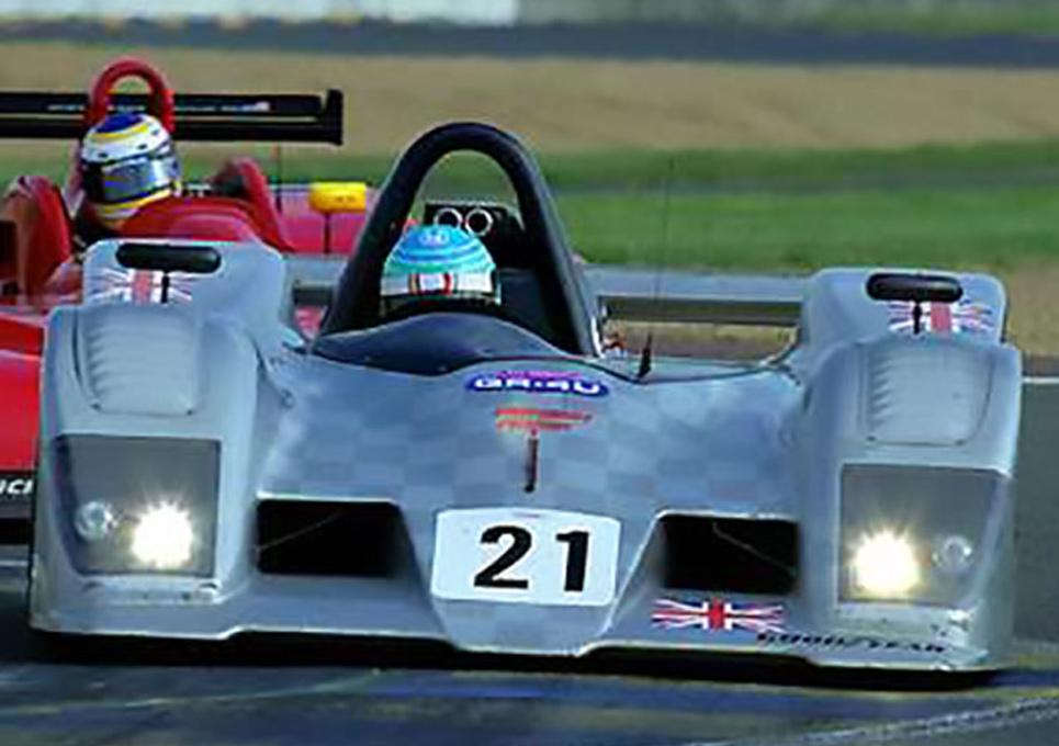 Ascari A410 LMP Sportscar Racing