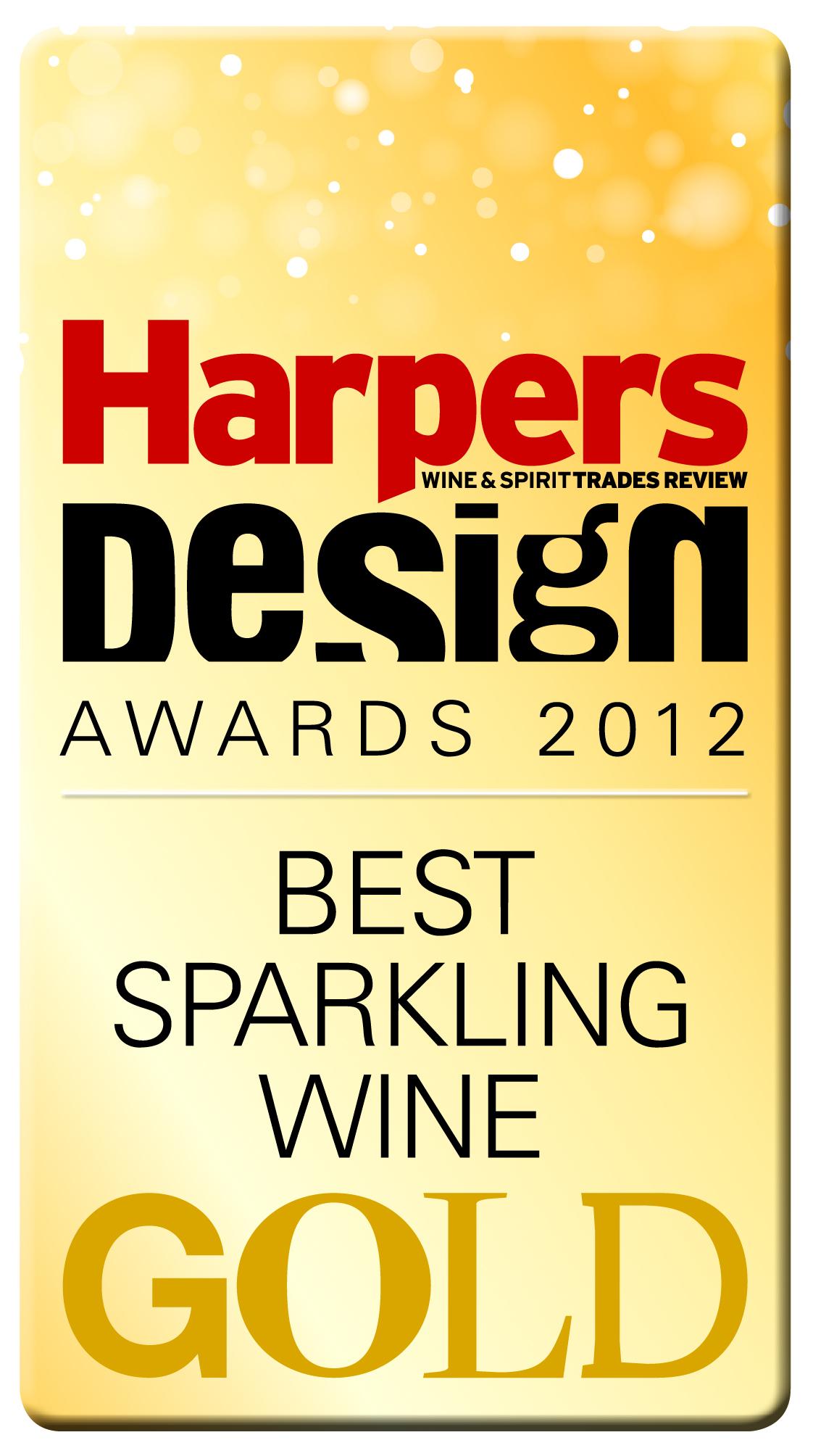 Harpers Design & Spirit Award Gold