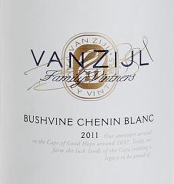 Bushvine Chenin Blanc