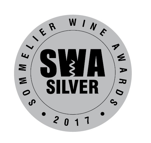 Sommelier Wine Awards 2017 Silver Medal