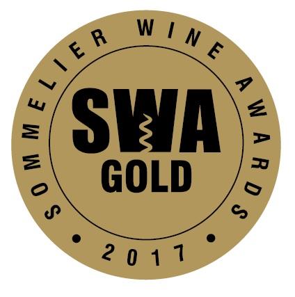 Sommelier Wine Awards 2017 Gold Medal