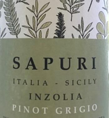 Inzolia Pinot Grigio