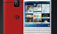 pre-Order Blackberry Passport Warna Merah dan Putih
