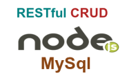 RESTful Crud Example With Node.js and MySql