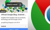 Bookmark Mudah Dan Indah Dengan Chrome