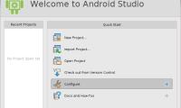 Install Android Studio di Ubuntu 14.04