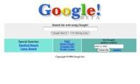 Penampakan 10 Web Terkenal di Tahun 1998