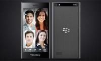 BlackBerry umumkan ponsel terbarunya, BlackBerry Leap