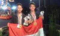 Siswa Indonesia Raih Nilai Tertinggi di Olimpiade Astronomi 2015