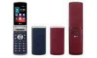 Rindu Handphone Flip ? LG Hadirkan Handphone Flip Android 5
