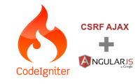 How to : Ajax CSRF Token in Codeigniter 3 and AngularJs