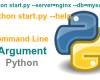 Python - Membuat Command Line Argument (argparse)