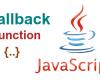 Belajar Callback Function di Javascript