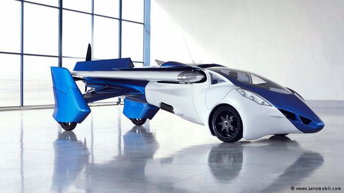 Aeromobile Mobile