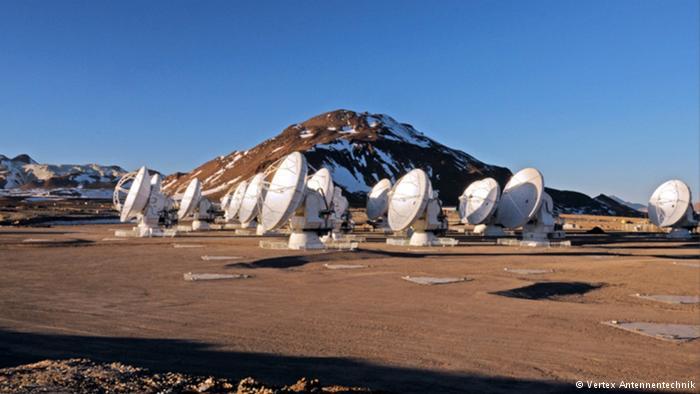 Kerahkan Puluhan Teleskop