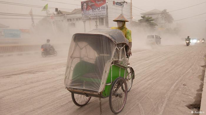 Kelud, Indonesia