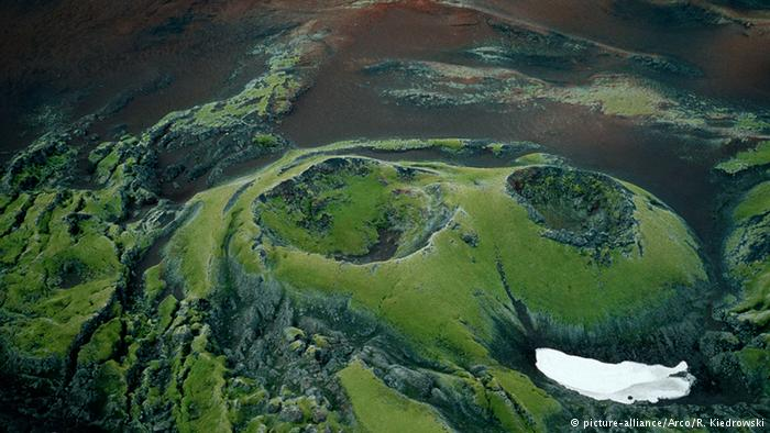 Laki Volcanic System, Islandia