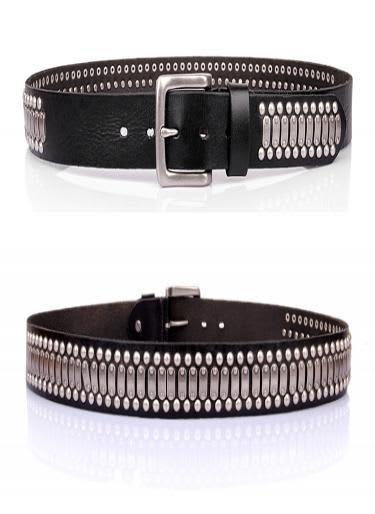 belts for men designer zbit  real genuine leather vintage punk mens belt cowhide retro rivet stud belts  for men designer brand
