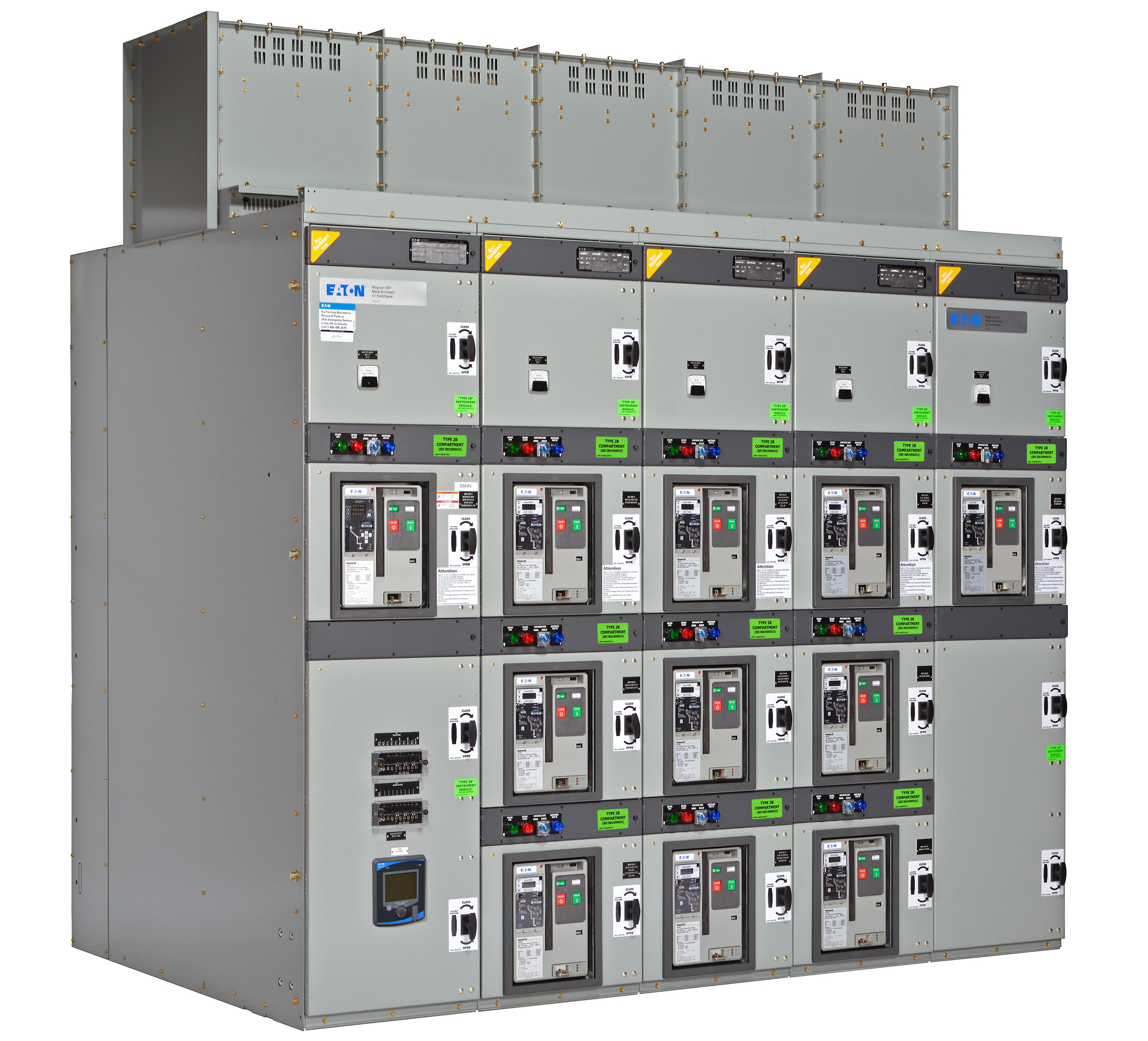 Electrical india for Eaton motor control center