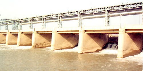 About Taunsa Barrage
