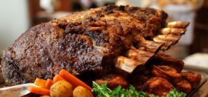 $18 Sunday Roast at Cornerstone Ale House