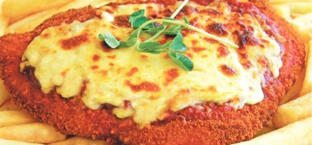 $18 Parmi Wednesday at The Sovereign Arms