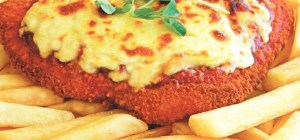 $10 Chicken Parmigiana at Botanica Bar & Bistro