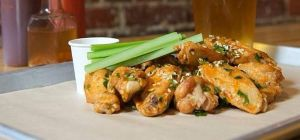 70c Wings Wednesday at Old Faithful Bar & BBQ