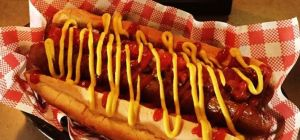 $10 Hot Dogs at Brooklyn Lounge