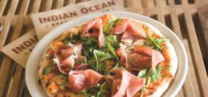 $12 Pizza or Parmi at Indian Ocean Brewing Company