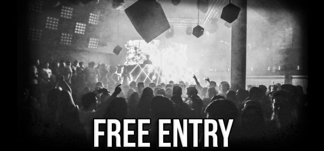 $0 FREE ENTRY at Parker Nightclub