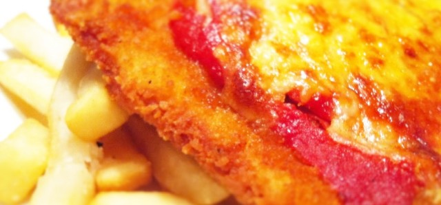 $19.90 Parmi & Pint at Paddy Malone's