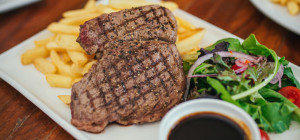 $17 Steak & Beer/Wine at Universal Bar