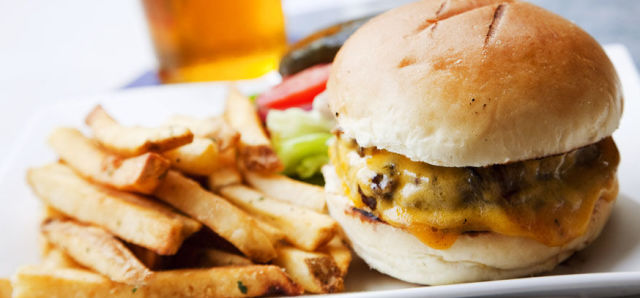 $18 Burgers for two at The Boat Ale House