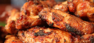 $14.80 Wing Wednesday at Miss Kitty's Saloon