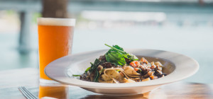 $17 Pasta & Pint at The Left Bank