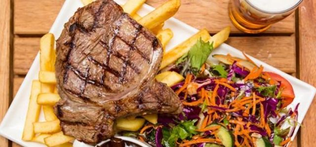 $20 Steak Night at The Boat Ale House