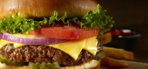 $5 Cheeseburger Night at Varsity Bar