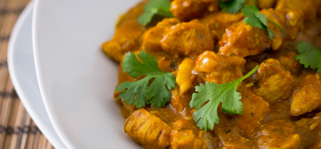 $15 Chicken Curry & Chips at Rosie O'Grady's Irish Pub