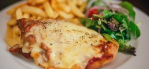 $17 Chicken Parmi & Beer/Wine  at Universal Bar