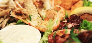 $42.50 Seafood Platter at Market City Tavern