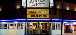 $5 Roast at The Railway Hotel